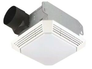 Bathroom Ceiling Exhaust Fan And Light