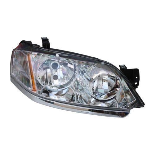 *NEW* HEAD LAMP HEADLIGHT CHROME for FORD TERRITORY SX SY 5//2009-4//2011 RIGHT RH