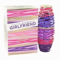 Justin Bieber Girlfriend 3.4oz  Women's Eau de Parfum Perfumes and Colognes on Sale
