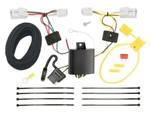 Details about Trailer Wiring Harness Kit For 07-11 Toyota Yaris 4 Dr. on