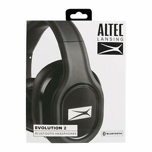 3975a4b2339 Image is loading New-Altec-Lansing-MZX667-BLK-Evolution2-Waterproof- Bluetooth-