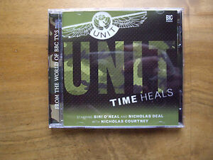 UNIT Time Heals 2004 Big Finish Audio Book CD - <span itemprop='availableAtOrFrom'>Leven, United Kingdom</span> - UNIT Time Heals 2004 Big Finish Audio Book CD - Leven, United Kingdom