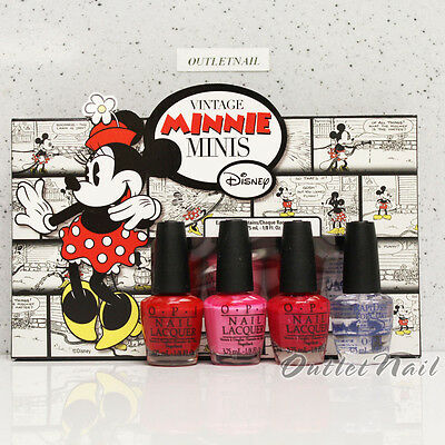 OPI Nail Polish HOT NEW MINI COLLECTIONS >Pick Any Collection Pack Minis Kit Lot