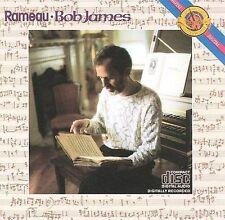 Rameau by Bob James (CD, Oct-1990, CBS Masterworks) DADC