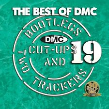 The Best Of DMC Bootlegs Cut Ups & 2 Trackers Vol 19 Clubber Club DJ CD Party