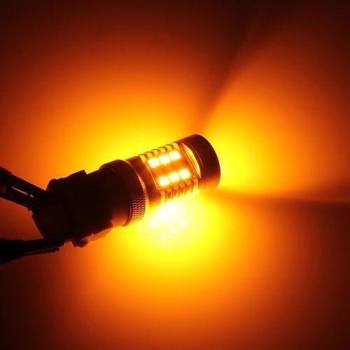Front Signal 1157 3496 7528 BAY15D 3030 Amber 3020 White Switchback LED M1 AR