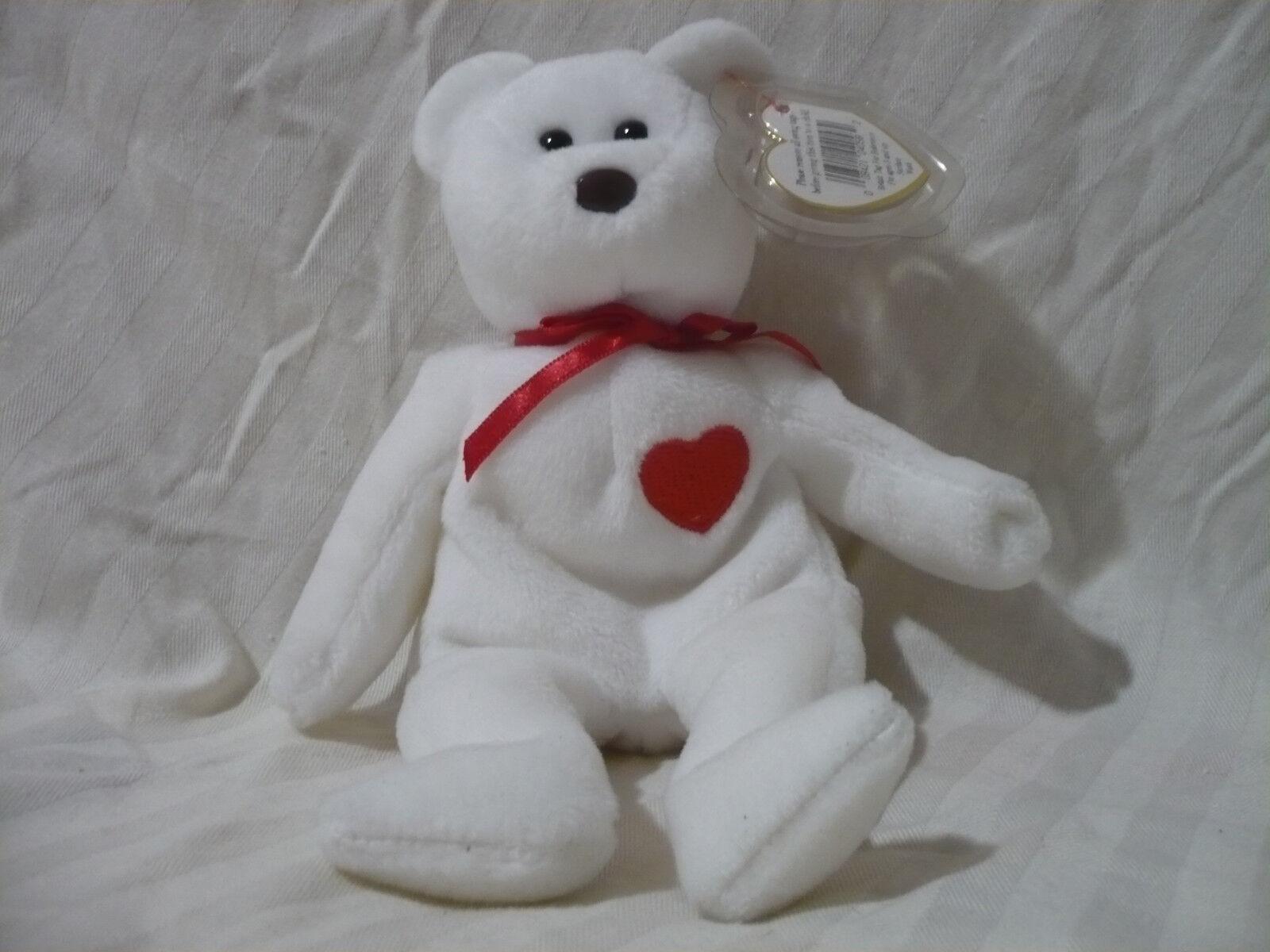 Ty beanie baby valentino mehrere fehler und raritäten