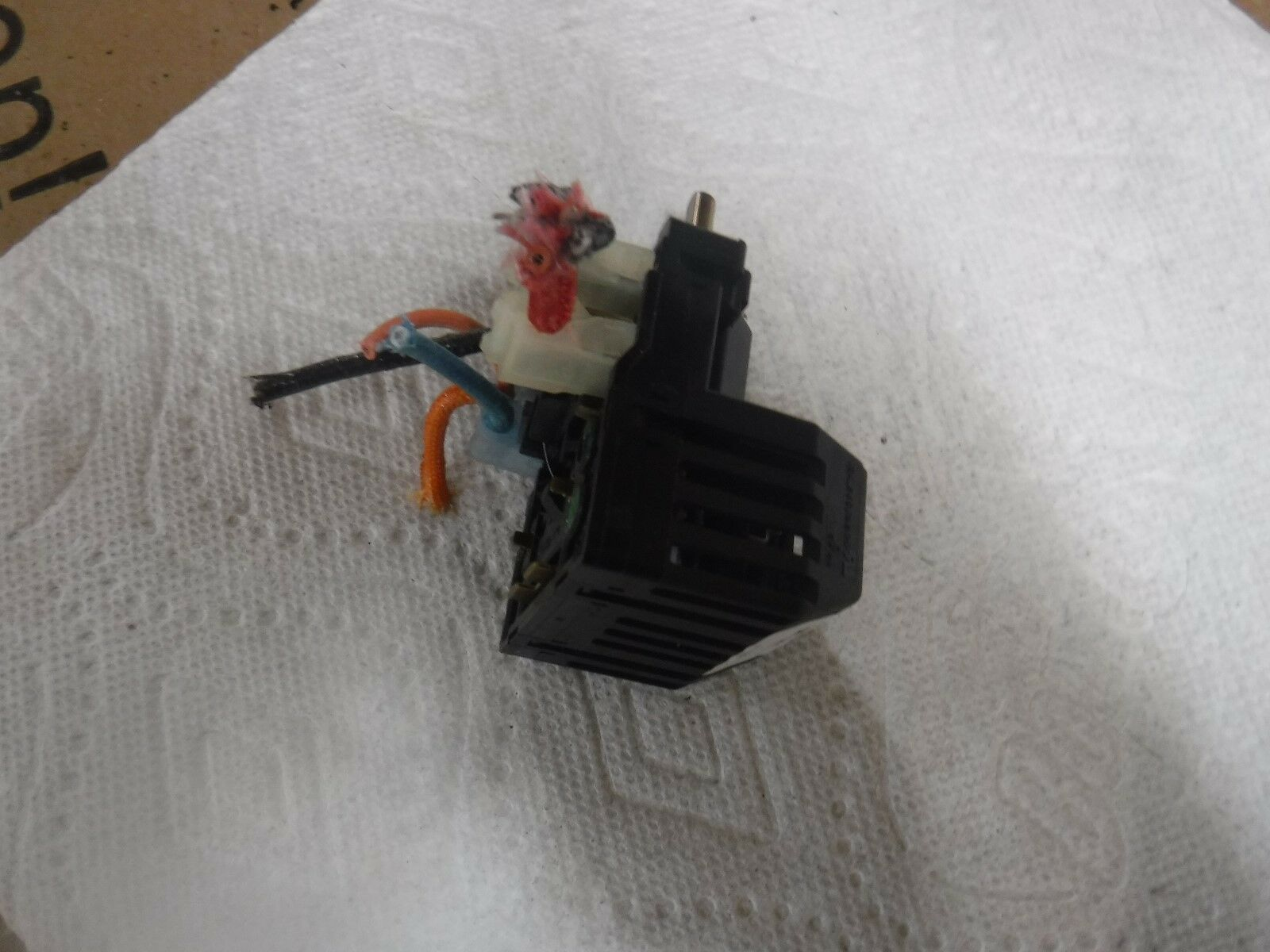 Thermador Dual Burner Switch 14-33-472, 00189808, 1021685