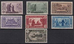 1931-Regno-Italia-Serie-Nuova-S-Antonio-7-Val-Integra-MNH-Sassone-292-8