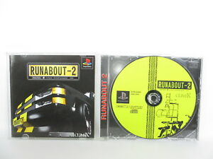 RUNABOUT-2-Run-Bout-Playstation-PS1-Japan-Game-p1