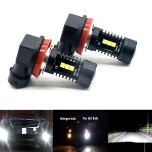75W-H11-H16-CREE-LED-Fog-Lights-Bulb-Fit-for-Toyota-Tacoma-2012-2017-6000K-White