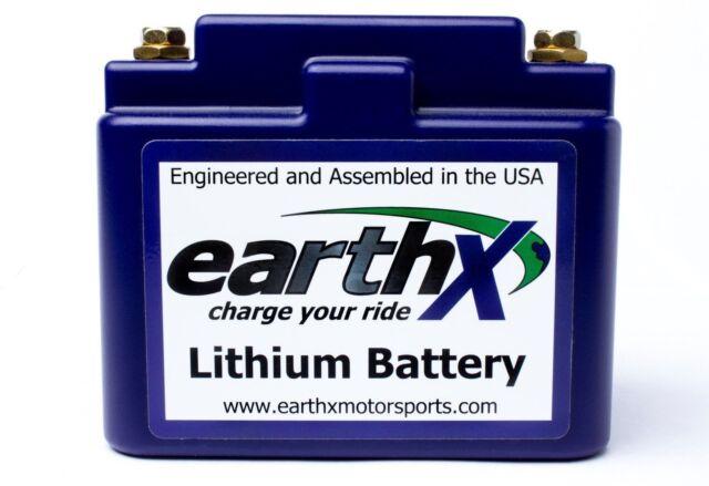 EarthX ETX Series Light Weight High Cranking Lithium Battery 12V ETX36C