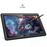 Xp-pen Artist16 15.6 Inch Ips Fhd Drawing Tablet Monitor Graphics Pen Display