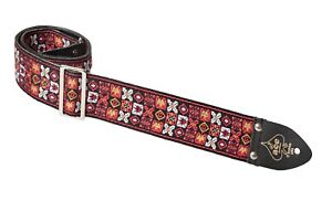 Ace-Guitar-Strap-Vintage-Style-Saugerties-Design-Hendrix-Xs-and-Os