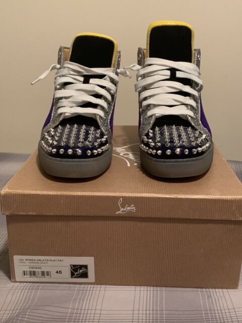 Mens Christian Louboutin SNEAKERS for