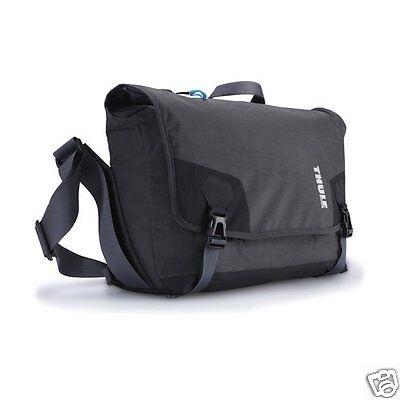 Thule Perspektiv Messenger Bag - Black Laptop Camera Notebook Luggage - TPMB-101