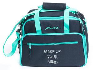 MYKITCO LARGE Professional Make up Organiser Bag Holdall RRP £129 Bargain Ladies