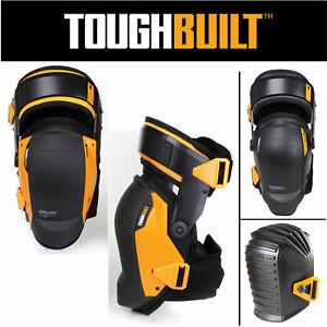 Details about Toughbuilt Knee pads - Professional - Stabilisation,  Specialist, Waterproof