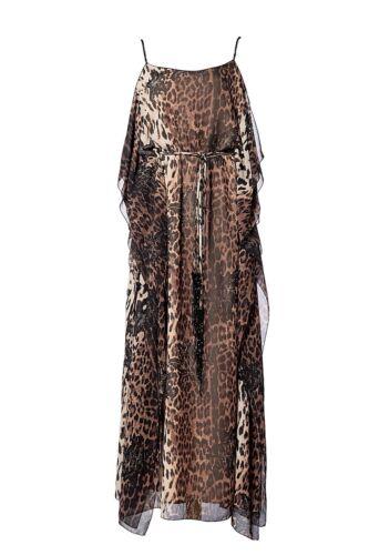 Kp 199,90 € soldes/%/%/% CAMEL-Multicolore NEUF!! Chiffon robe de Apart
