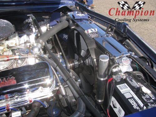"""1978-1985 GM 26/"""" Wide x 17/"""" Tall RR Champion Aluminum Radiator CC162"""
