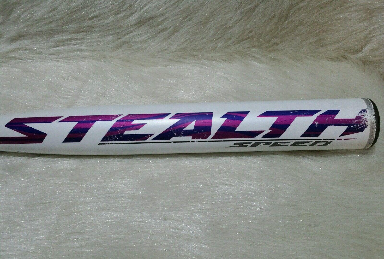 Eason Stealth velocidad SSR3B 32 22 -10 bate compuesto Fastpitch Softball
