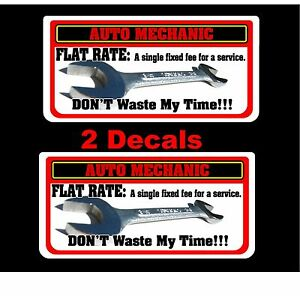 Don/'t Waste My Time decal Matco toolbox tool cart Drill wrench drill air rachet