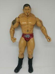 WWE-WWF-Batista-lucha-libre-figura-Jakks-Pacific-2003