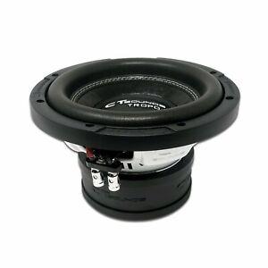 "CT Sounds Tropo 8"" D4 400 Watt RMS Subwoofer 8 In Dual 4 Ohm Car Audio Bass Sub"