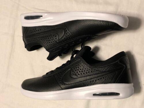 Nike SB Air Max Bruin Vapor L SZ 11 NO BOX TOP Black Dark Grey 923111-001