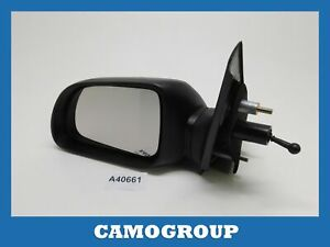 Left Wing Mirror Left Rear View Melchioni For RENAULT R19