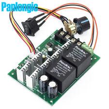 Dc 40a Dc Motor Speed Control Reversible Pwm Controller 12v 24v 36v 48v 2000w