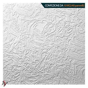 Pannelli-polistirolo-decorativi-soffitto-e-parete-Confezione-da-10mq-40pz