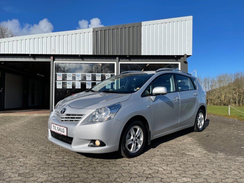 Toyota Verso 1,8 T2 7prs 5d - 108.000 kr.