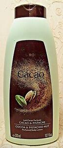 Yves-Rocher-Unisex-Cocoa-Pistachio-Nut-Perfumed-Body-Lotion-Cream-10-1-fl-oz