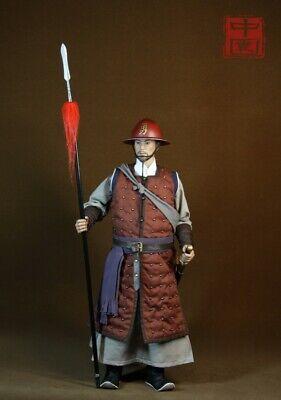 ZYTOYS ZOY:004 1//6 Scale Wanli Korean War Ming Army Pants Model