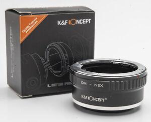 K-amp-F-Concept-Olympus-OM-an-Sony-Nex-Adapter-an-E-Mount-E-Mount