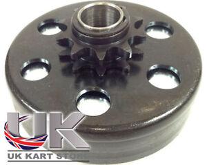 Max-Torque 10t 420 Pitch Centrifugal Clutch - UK KART STORE 5060366429094