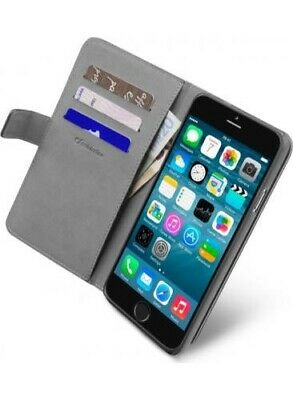 Cellularline Book Agenda - iPhone 6S/6 Custodia a libro pratica e