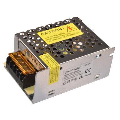 Schaltnetzteil 120W Transformator Netzteil 12V 10A Trafo Netzgerät Sicherheit DE
