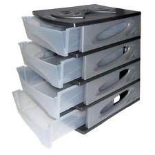 Cassettiere In Plastica Per Ufficio.Bama Cassettiera Componibile Medya Box