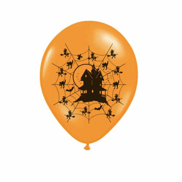 Gruselparty 2,3 Meter Sonderpreis Halloween Dekoration Wimpelkette