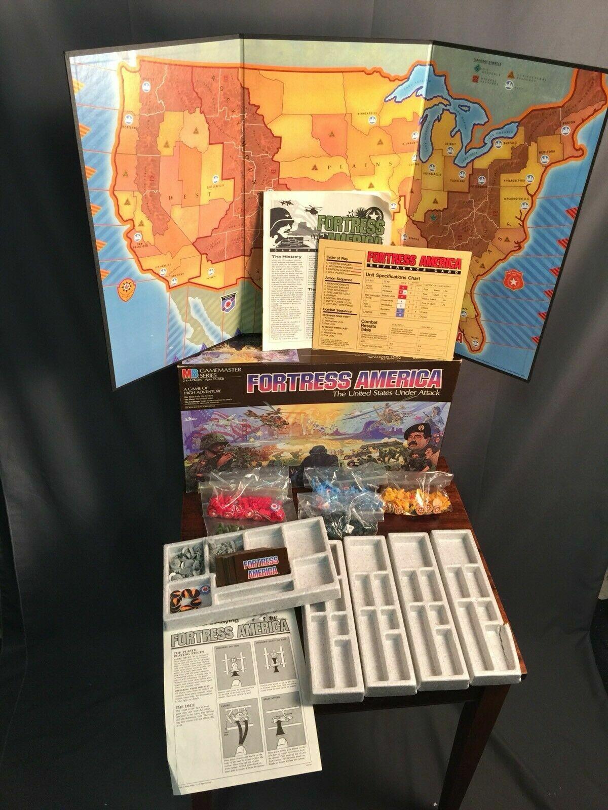 América fortaleza Boardgame pre propiedad de vuelo de fantasía