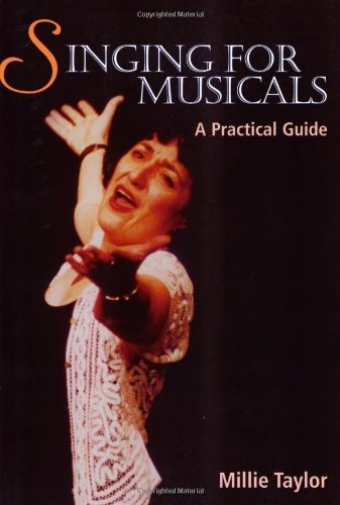 TAYLOR, MILLIE-SINGING FOR MUSICALS BOOK NEUF
