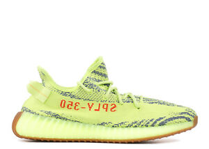 122eff0627c Image is loading Adidas-Yeezy-Boost-350-Frozen-Yellow-V2-Size-