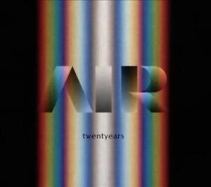 AIR-FRANCE-TWENTYEARS-DIGIPAK-NEW-CD