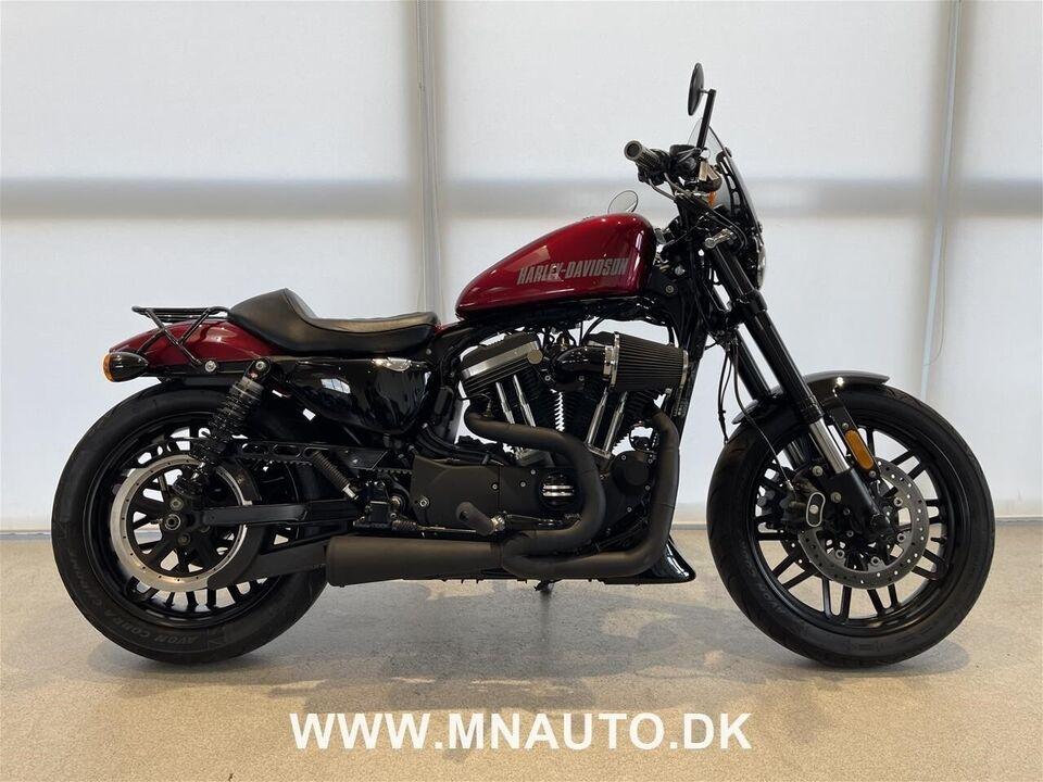 Harley-Davidson, XL 1200 CX Roadster, ccm 1200