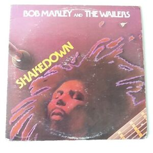 Bob-Marley-amp-The-Wailers-Shakedown-Vinyl-LP-US-1979-Press-Early-Recordings