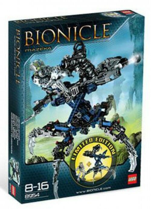 LEGO Bionicle Mazeka Exclusive Set