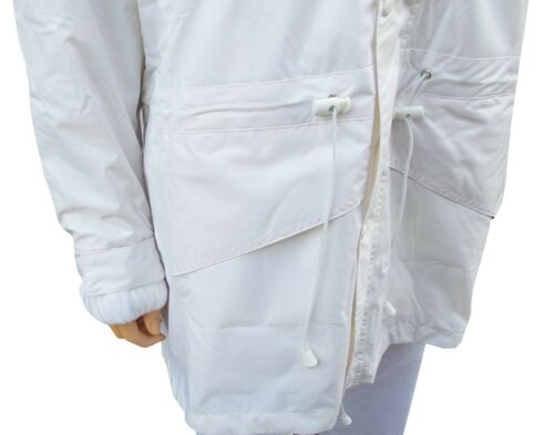CATHEDRAL Duraproof Fleece Lined Jacket Ladies 100/% Waterproof White Bowls 2019