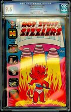 Hot Stuff Sizzlers #38 Harvey CGC 9.6 Sep-69 – Saturn V Rocket Flame Shower